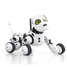 Wireless Remote Control Smart Dog Robot