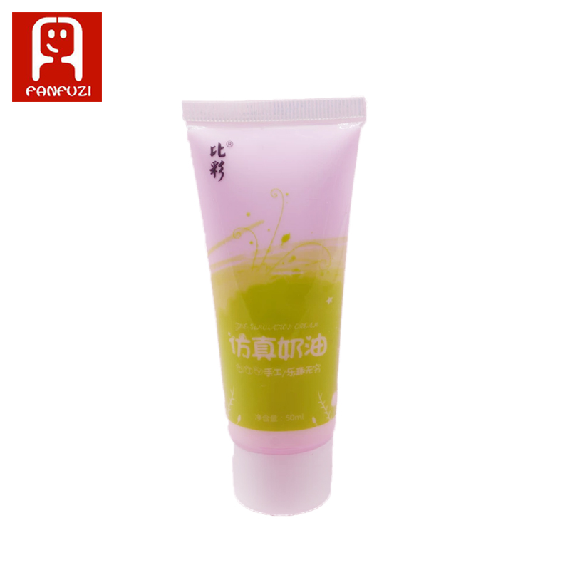 Origivel a random soil cream decorating mouth 2017 DIY Cream Clay DIY Glue Decor Moulding 50ml