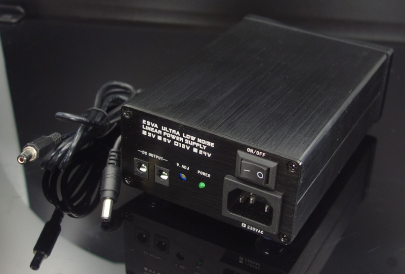 Image 2 - WEILIANG AUDIO 25W linear regulated power supply double output-in Amplifier from Consumer Electronics