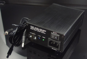 Image 2 - WEILIANG AUDIO 25W linear regulated power supply double output