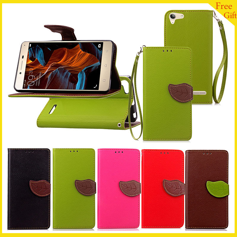on sale 7d297 7228a US $4.09 |Luxury Wallet PU Leather For Lenovo Vibe K5 / Vibe K5 Plus 5.0