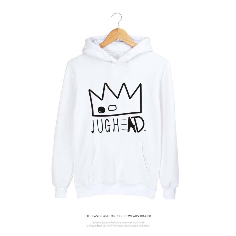 3bff6e234c4 SMZY Riverdale Jughead Jones Hoodies Men Fashion Plus Size Hoodies  Sweatshirt Tops Pullovers Cotton Casual Funny Print Clothes-in Hoodies   Sweatshirts  from ...