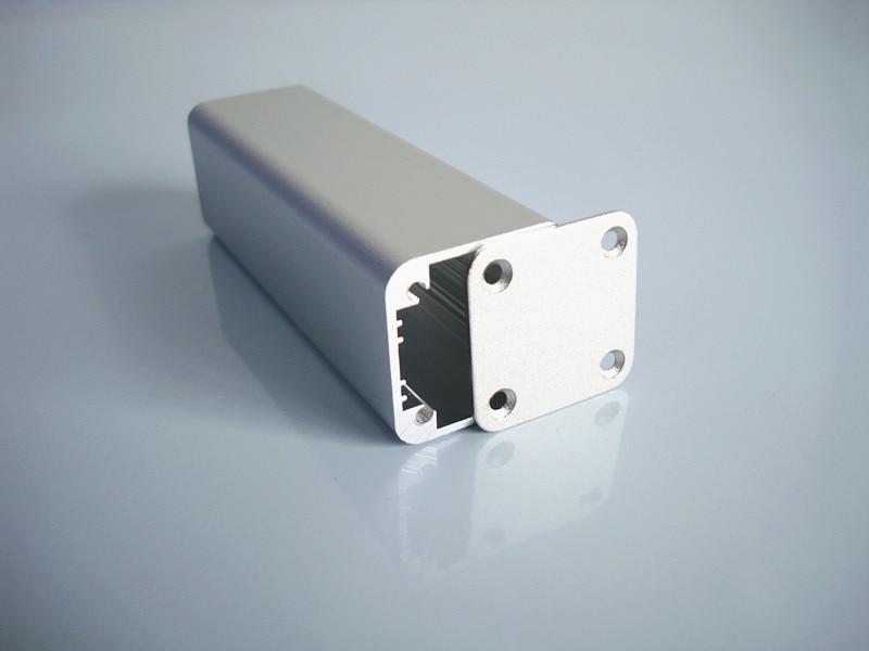 2PCS Aluminum enclosure for battery small power DIY 32*32*110mm electronics enclosure PCB project box sonance small is enclosure короб