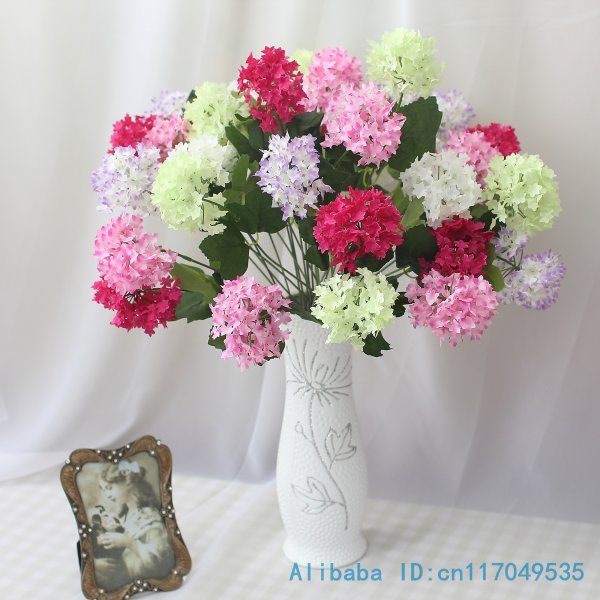 1 pcs artificial flower balls silk flower home house wedding 1 pcs artificial flower balls silk flower home house wedding decoration f280 mightylinksfo