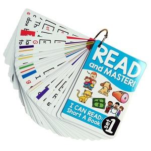 107 مجموعات/مجموعة جذور الإنجليزية الصوتيات بطاقات فلاش أطفال مونتيسوري ألعاب التعلم الألعاب التعليمية ل وسائل تعليمية الطفل هدية