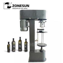 ZONESUN вино ROPP бутылка крышка обжимной машины полуавтоматическая металлическая крышка щипцы алюминий капсюльный замок