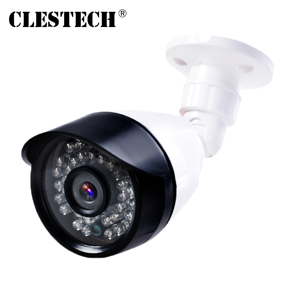 Water-proof IP66 720P IR Night Vision CCTV Camera Outdoor Home Security System