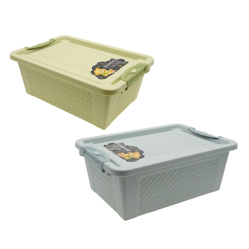 Most Inspiring Plastic Storage Bins With Lids - 2Pcs-Lot-New-Storage-Thick-Plastic-Storage-Basket-Top-Quality-Portable-Carry-Plastic-Container-Holder-Folding  Picture_19649.jpg