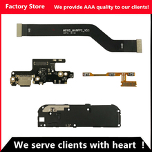 Flex For Redmi Note 7 Loud Speaker For Redmi Note 7 Power Volume buttons flex cable For Redmi Note 7 USB Charging Dock cheap QYINTLCRACYGYP Xiaomi Fingerprint Sensor Flex For Redmi Note 7 Power Volume buttons flex cable Flex For Redmi Note 7 USB Charging Dock