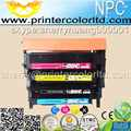 Cartucho de tóner de color para samsung CLP320 320 CLP 321, 325 CLX3180 CLX3185 CLX 3185 3180 CLT407S CLT-407S CLT 407S CLT-K407S 407
