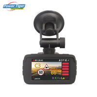 Radar Detector Dash Cam Car Camera DVR Dash Camera Video Recorder Dashcam Full HD 1296P Dash Cam GPS Registrar 3 In 1 Car DVR