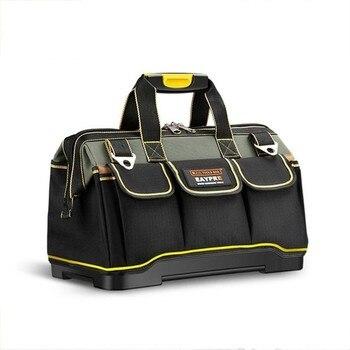 Многофункциональные сумки для инструментов водонепроницаемые 13 16 18 20 дюймов для электрика профессиональная ткань Оксфорд сумки большой ем...