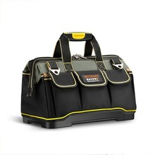 Sacs à outils multifonctions imperméables 13 16 18 20 pouces pour électricien professionnel Oxford sacs en tissu grande capacité