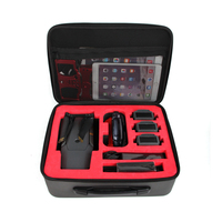 Pu + EVA Hard Waterproof Carrying Case Cover Bag Box for DJI MAVIC 2/ PRO/ AIR / Spark Drone protection bag