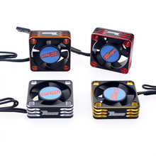 SURPASS HOBBY Metal Motor Cooling Fan RC Car Accessory 28000RPM Heat Dissipation Cooling Fan for 540 Brushless Motor 6.21