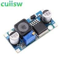 1 piezas de alta calidad 3A ajustable DCDC LM2596 LM2596S, entrada 4 V-35 V salida 1,23 V-30 V dc-dc de alimentación módulo regulador