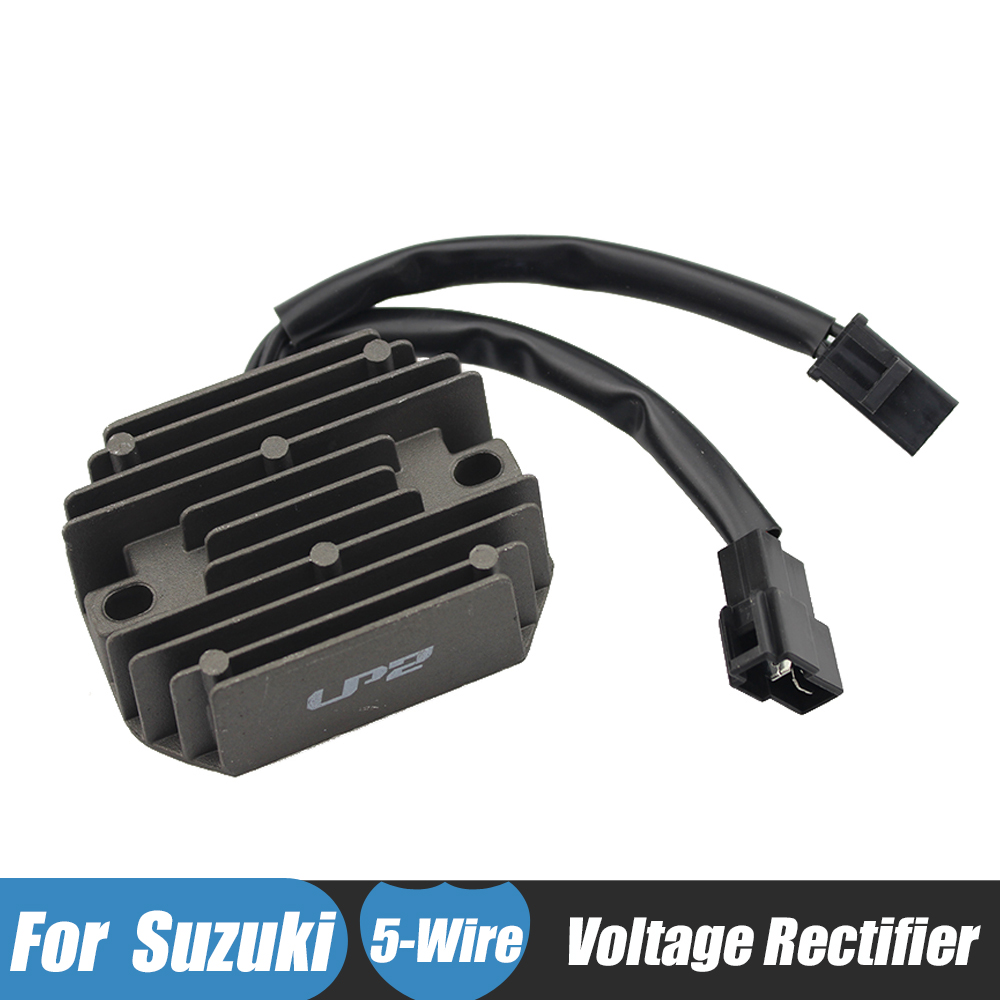 Motorcycle Regulator 12v Voltage Rectifier For Suzuki DR650 GSF250 Bandit 250 GSF400 Bandit 400 RGV250 VJ22A RGV22 20pcs lot ts8121clf ts8121c