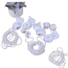 28 мм/38 мм бусины аксессуары для занавесок оконные обработки аппаратные средства роликовые шторы тенты комплект Cluth управление концы домашний декор кронштейн цепь