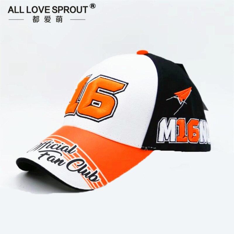 2019 Neue M16 Snapback Caps Hüte Für Männer Frauen Racing Baseball Caps Knochen Skateboard Hohe Sicherheit