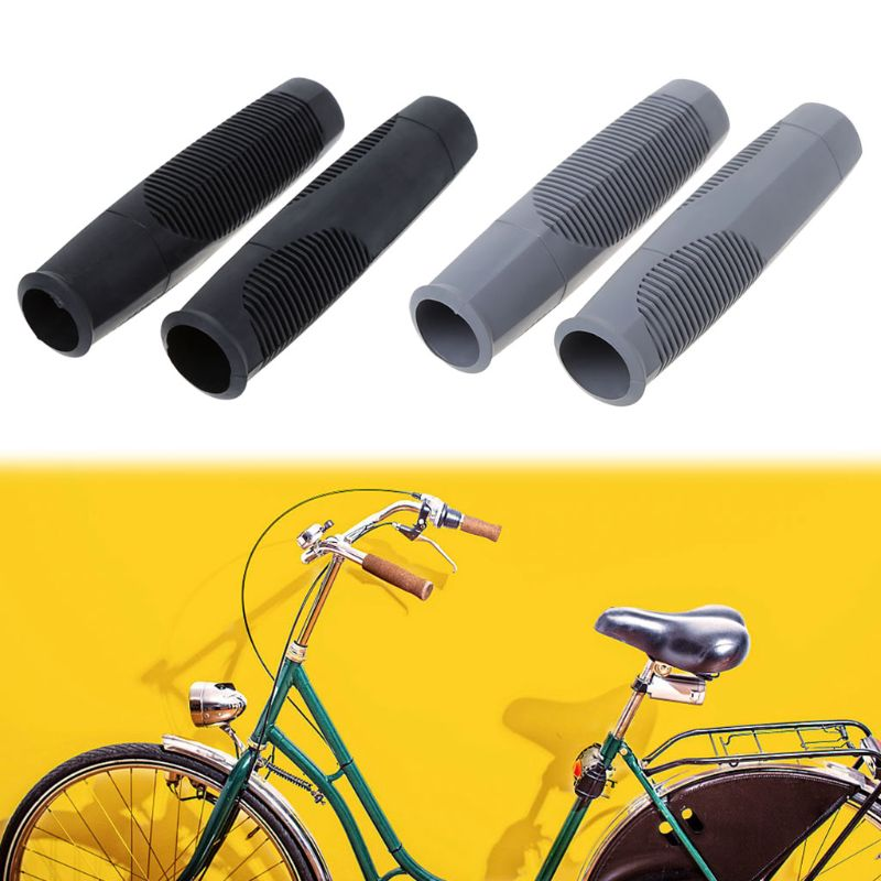 Bicycle Grips Non Slip Handlebar Sleeves Soft Cycling Handle MTB Bike Mountain