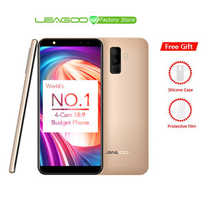 Leagoo M9 18:9 Full Screen Four-Cams Android 7.0 MT6580A 5.5
