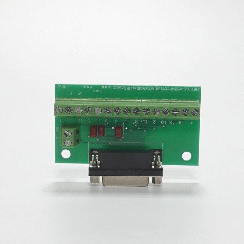 ncstudio vezérlő 3 tengelyes nc stúdió-vezérlőkártya rendszer - Szerszámgépek és tartozékok - Fénykép 5