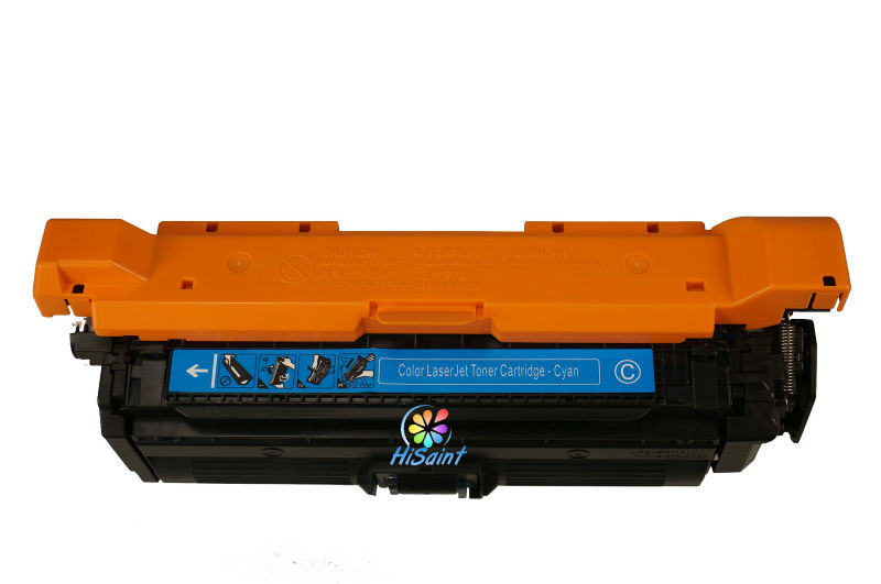 ФОТО Compatible HP color laserjet CE260A CE261A CE262A CE263A, Replenishable toner e260a cartridge for HP CP4025  LaserJet printer