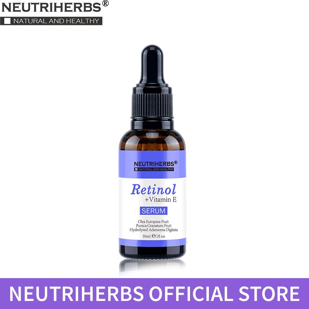 Neutriherbs Retinol Ser pentru Îndepărtarea Serului Porii, - Ingrijirea pielii