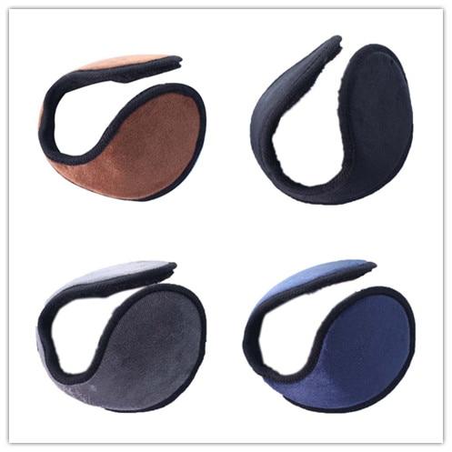 Unisex Winter Warm Earmuff Hot Sale Wrap Band Ear Warmer Earlap Gift 4colors Ear Muff Apparel Accessories