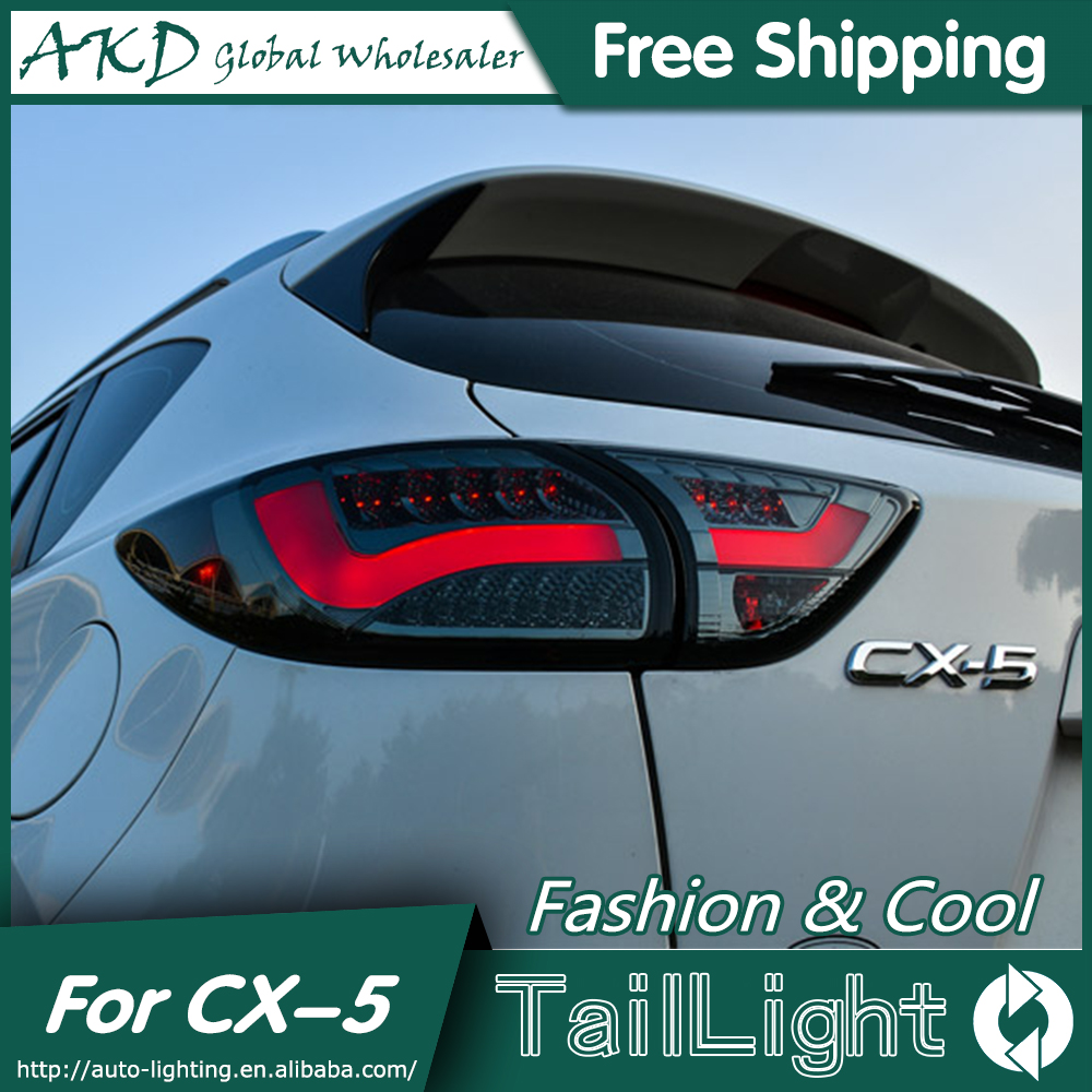 One Stop Shopping Styling for Mazda CX 5 Tail Lights Taiwan Sonar Mazda CX 5 LED