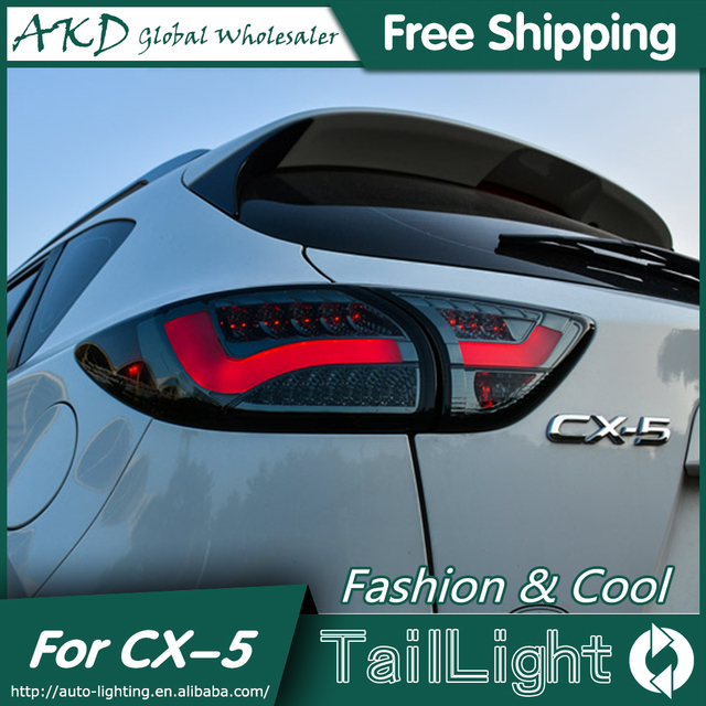One Stop Shopping Styling For Mazda CX 5 Tail Lights Taiwan Sonar Mazda CX