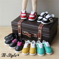 1/6 1/4 1/3 scale BJD casual running shoes for BJD/SD DIY doll accessories.Not included doll,clothes,wig,and other 16C1200