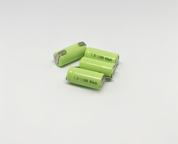 Cncool 5pack KX Original New 1.2V 1/2AAA 400mAh Ni-Mh 1/2 AAA Ni-Mh Rechargeable Battery With Pins Free Shipping
