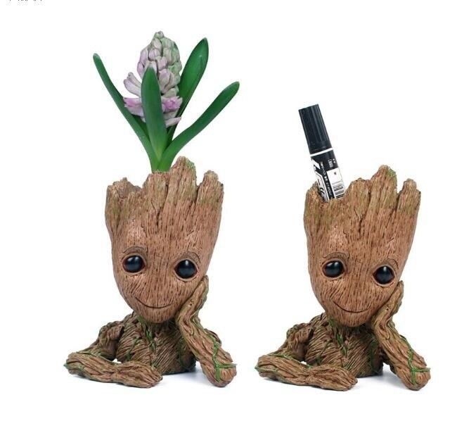 2018 Marvel Film Figuren Spielzeug Guardians Of Galaxy Vol 2 Tanzen Baum Mann Figuras Brinquedos Fremden Dinge avenger spielzeug Puppen