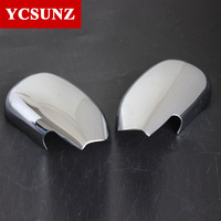 1996 2000For Toyota Rav4 1998 Accessories Mirror Cover For Toyota Rav 4 Chrome Rav4 Accessories Decorative Rav4 Ycsunz