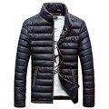 Fashion Winter Jacket Men Downs And Parka Men Jacket Casual Coat 2017 Jacket Bomber Bape Zipper Jacket Men Clothes Colete Hombre