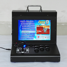 1500 double arcade family online desktop boxing fighter fighting machine rocker game