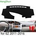 Für Toyota ez 2011 2012 2013 2014 2016 Auto Styling Dash Mat Dashmat Dashboard Aufkleber Abdeckung Sonne Schatten Dash brett Abdeckung Teppich|Autoaufkleber|   -