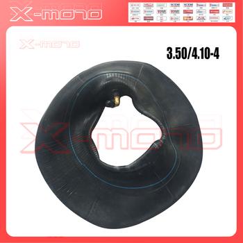 410 350-4 4 10 3 50-4 4 10-4 410-4 3 50-4 350-4 dętka metalu z zaworem do opon tanie i dobre opinie X-motocycle Trader Opony 18cm Rubber 0 2kg Inner Tube