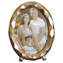Resin Frame Vintage Photo Frame Wedding Home Retro Decor Ornaments Crafts Photo Frame Gift 7 Inch(China)