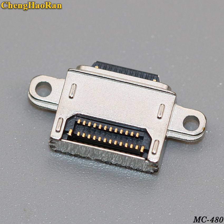 ChengHaoRan For Samsung Galaxy Note 8 Note8 N950 N950F USB Charging Connector Port Charge Port Dock