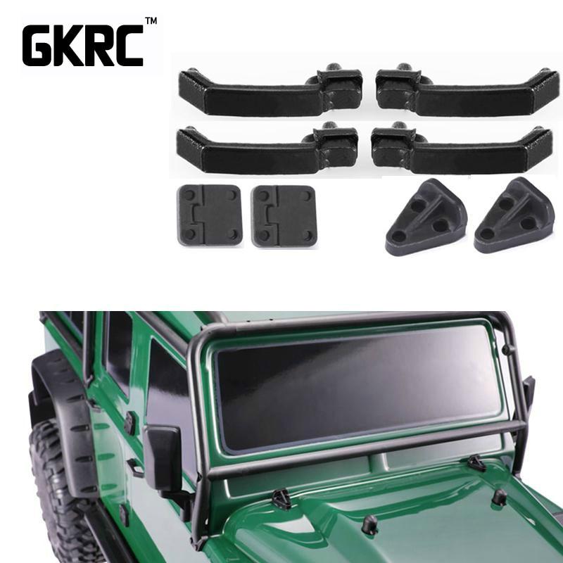 2P Door Handle Plastic Fit for RC Crawler Car 1//10 Traxxas TRX4 Jeep Wrangler T4