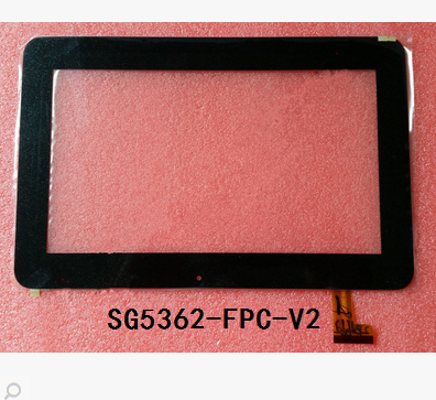 New original 10.1 inch tablet capacitive touch screen SG5362-FPC-V2 free shipping
