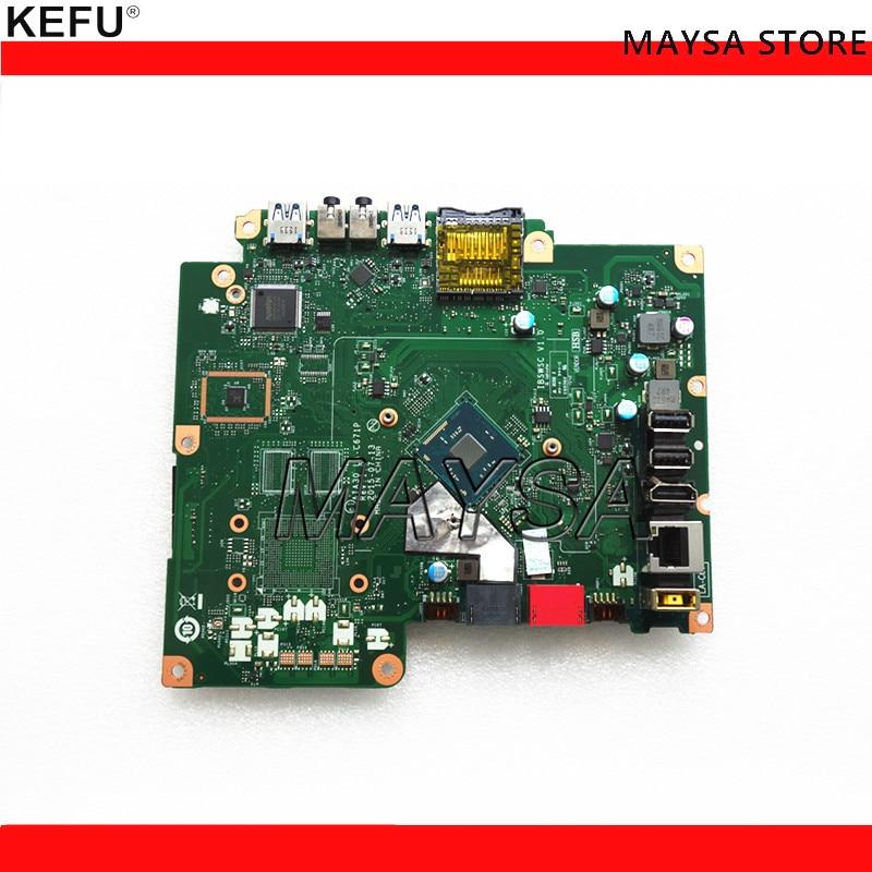KEFU LA-C671P scheda Principale Misura Per Lenovo S200Z C2000 AIO Scheda Madre N3700 AIA30 IBSWSC 03T7441 100% testato di lavoro