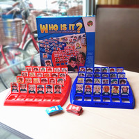 Who Is It Board Game Baby Birthday Gift Desktop Funny Game Memory Training Family Parent Child