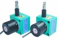 Custom Linear Position Sensor Pull Sensor Pull Wire Encoder Cable Coder Pull Rope Sensor Insulation Linear