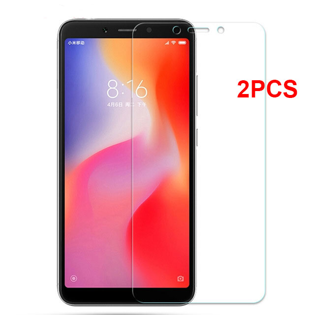 Screen-Protector-Film Protective-Glass Redmi6a Global Xiaomi for Version A6 7A