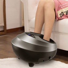 Anion pedicure Foot Massage Machine foot therapy massager acupoint instrument automatic electric kneading massage feet gua sha
