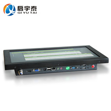 15.6″ fanless all in one pc touch screen computer industrial panel pc Inter j1900 1366×768 2GB RAM 32G DDR3