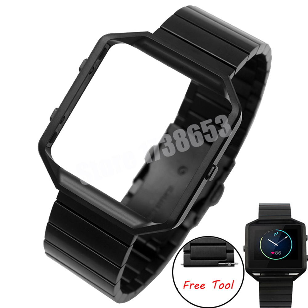 Smatiful Blaze Bands With Box Pack For Women Oc2o Fitbit Smart Fitness Watch Small Best Buy 23mm Quick Release Watchband Band
